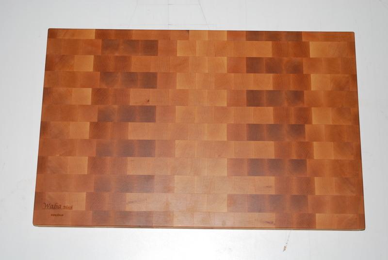 """Maple end grain 2"""" x 18"""" x 28"""""""