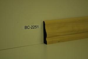 """<b>BC-2251</b><br />3/4"""" x 2 3/4"""""""